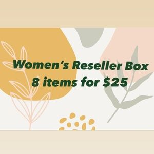 Women's Reseller Box